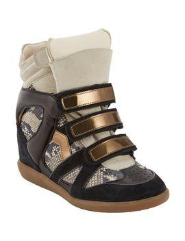 bonny-hidden-wedge-sneakers by isabel-marant