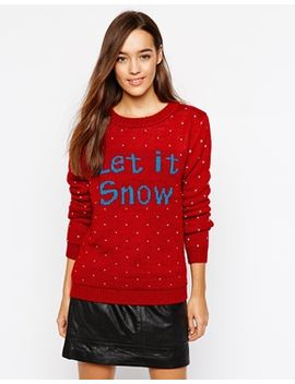 brave-soul-let-it-snow-christmas-jumper by brave-soul