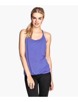 yoga-tank-top by h&m