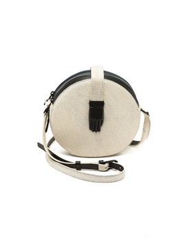 roni-haircalf-circle-bag by opening-ceremony