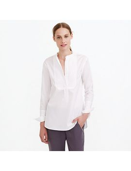 piqué-bib-shirt by jcrew