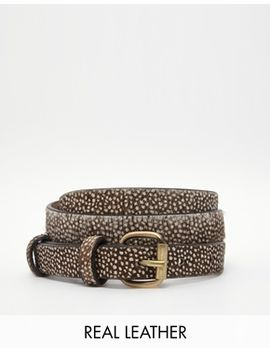 jack-wills-leather-spotted-belt by jack-wills