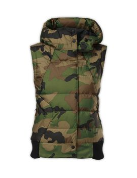 women's-oh-snap-vest by the-north-face