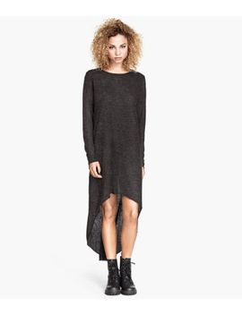 fine-knit-dress by h&m