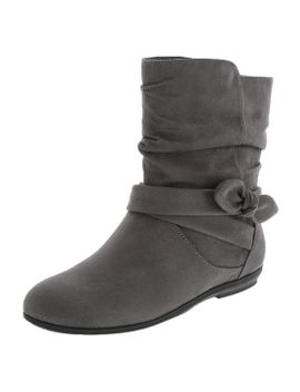 womens-pia-bow-short-boot by learn-about-the-brandlower-east-side
