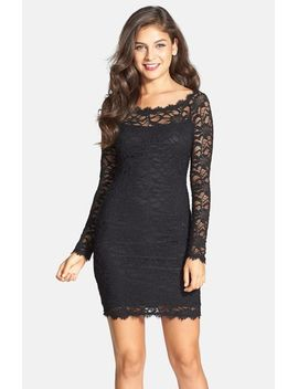 lace-body-con-dress by jump-apparel