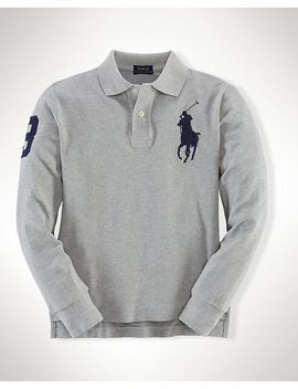 custom-fit-big-pony-shirt by ralph-lauren