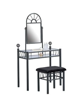 kids-vanity-set-black---lifestyle-solutions by home-source
