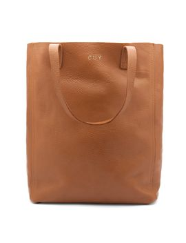 classic-leather-tote by cuyana