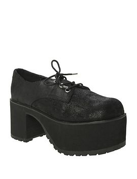 tuk-black-crack-suede-nosebleed-heels by hot-topic