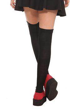 lovesick-black-over-the-knee-socks by hot-topic