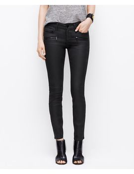 modern-coated-super-skinny-jeans by ann-taylor