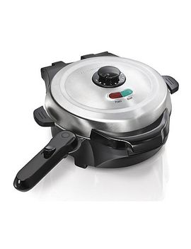 hamilton-beach-brands-inc-the-breakfast-master-skillet-and-waffle-maker by kmart