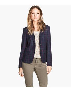 jacket-in-wool-blend by h&m