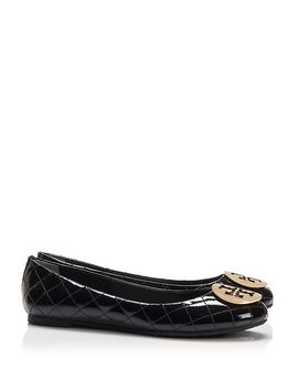 quinn-patent-quilted-flat by tory-burch