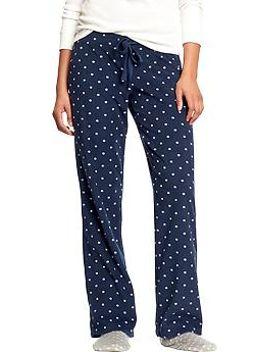 womens-micro-performance-fleece-sleep-pants by old-navy