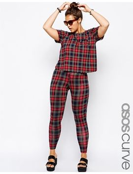 asos-curve-exclusive-legging-in-plaid--print by click-here-for-more-asos-exclusives
