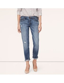 boyfriend-jeans-in-vast-blue-wash by loft