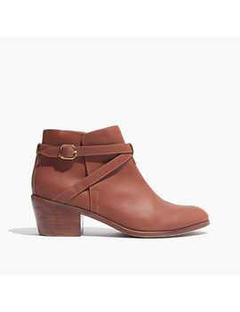 madewell-et-sézane-ankle-wrap-boots by madewell