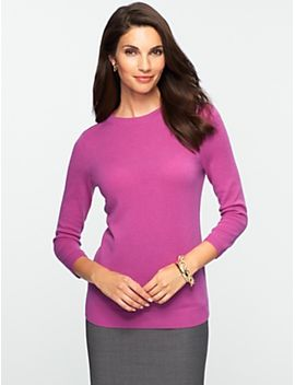cashmere-audrey-sweater by talbots