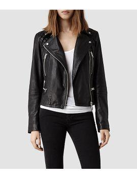 bleeker-leather-biker-jacket by allsaints