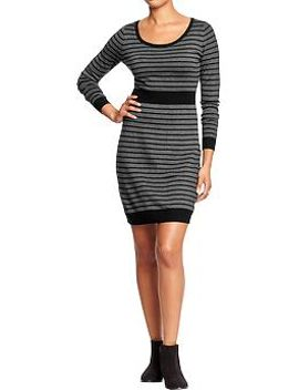 womens-scoop-neck-sweater-dresses by old-navy