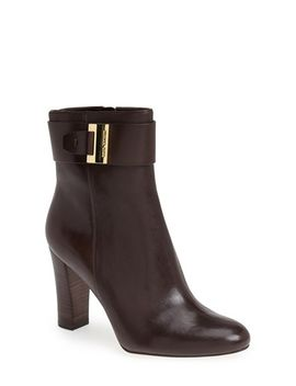 guiliana-leather-bootie by michael-michael-kors