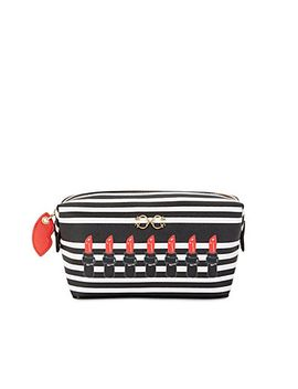 lipstick-cosmetic-pouch by cwonder
