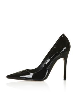 gallop-patent-court-shoes by topshop