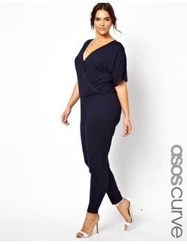 asos-curve-exclusive-jumpsuit-with-wrap by asos-curve