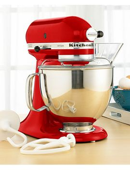 ksm150ps-artisan-5-qt-stand-mixer by kitchenaid