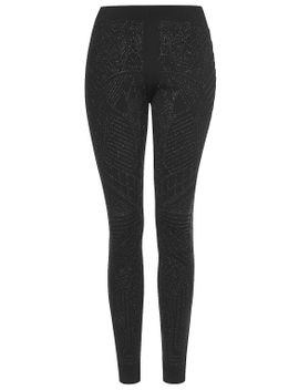caviar-bead-trophy-leggings by topshop