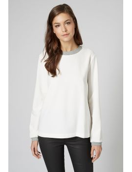 curve-rib-sweat by topshop