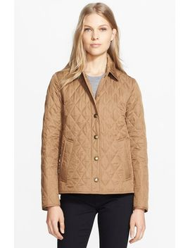 tilbrooke-quilted-jacket by burberry-brit