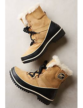 sorel-tivoli-ii-boots by anthropologie