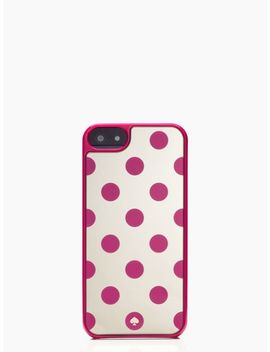 le-pavillion-mirrored-iphone-5-case by kate-spade
