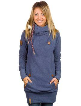 sweater-hooded-women-naketano-lange-v-hoodie by naketano