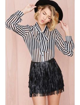 wyldr-keep-it-together-fringe-skirt by nasty-gal