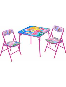 bubble-guppies-table-and-chair-set by nickelodeon