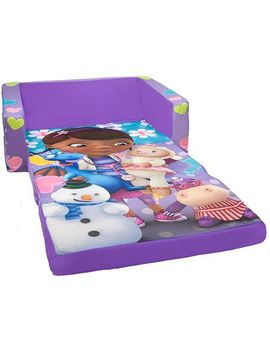 marshmallow-furniture,-childrens-2-in-1-flip-open-foam-sofa,-disney-doc-mcstuffins,-by-spin-master by marshmallow