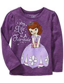 disney©-sofia-the-first-tees-for-baby by old-navy