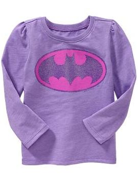 dc-comics-batgirl-tees-for-baby by old-navy