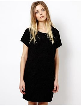 pull&bear-pocket-short-sleeve-dress by pull&bear