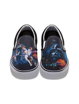 star-wars-slip-on by vans