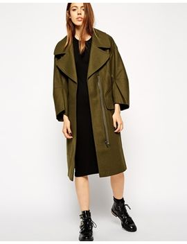 asos-coat-with-military-detail by asos-collection