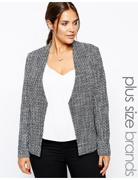 new-look-inspire-textured-blazer by new-look-inspire