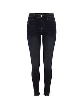 dark-blue-wash-molly-jeggings -------------- ------------------dark-blue-wash-molly-jeggings by river-island
