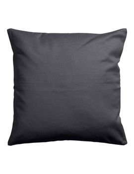 canvas-cushion-cover by h&m