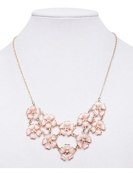 dainty-floral-statement-necklace by wet-seal