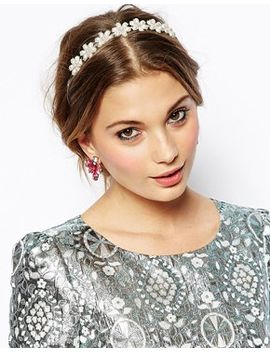 asos-flower-faux-pearl-headband by click-here-to-view-our-full-range-of-hair-accessories